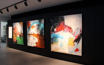 UniSA Yungondi Gallery: Nathan Finch: With All The Travail