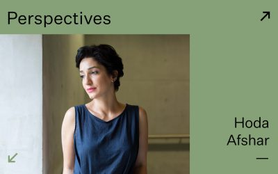 Perspectives: Hoda Afshar