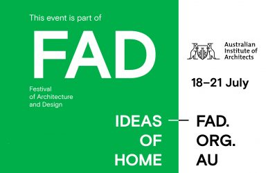 ART WORKS: The Dream of Home, Walking tour for FAD