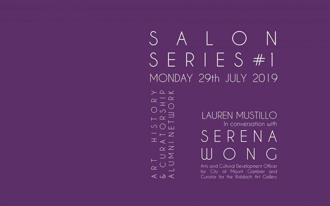 ART WORKS: Serena Wong in conversation with Lauren Mustillo.