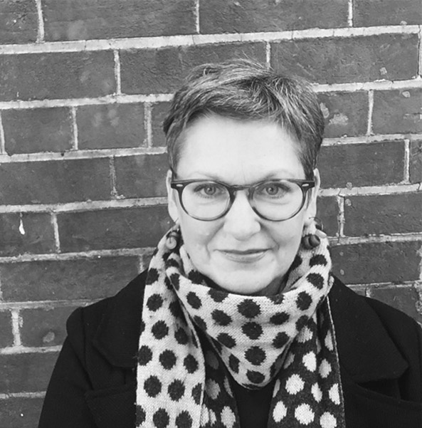 Photographic portrait of Heidi Kenyon