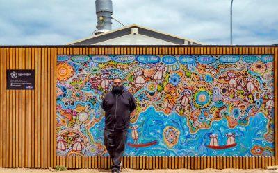 CSIRO Waite Campus Artist in Residence: Cedric Varcoe