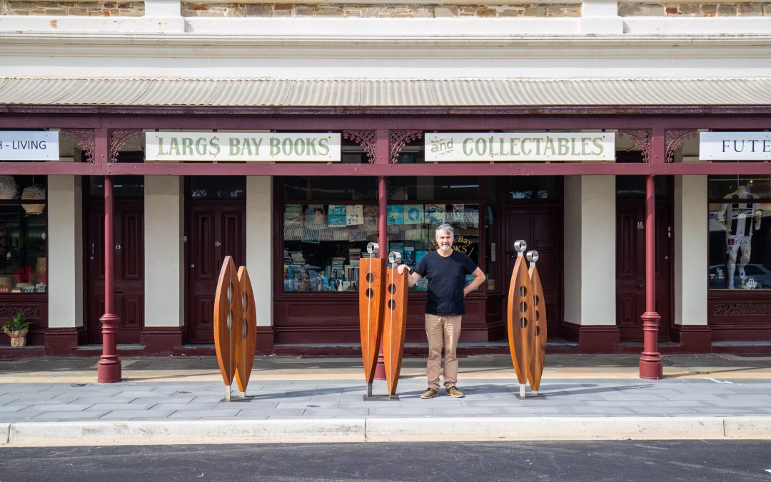 City of Port Adelaide Enfield: Jetty Road Public Art Project