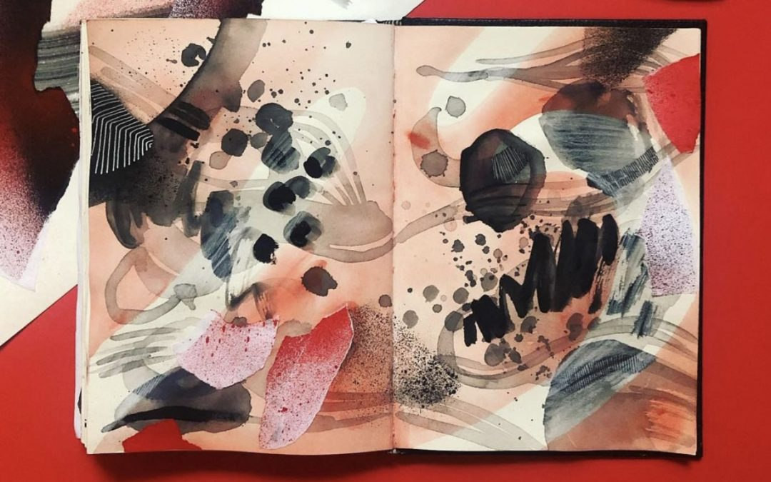 Drop in collage workshop with Ruby Chew
