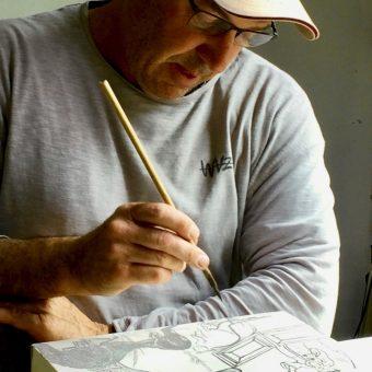 Gus Clutterbuck Art & Design